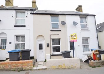 Thumbnail 2 bed terraced house for sale in Tower Street, Dover, Kent