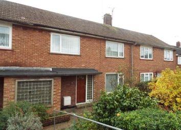 Thumbnail 3 bed terraced house for sale in The Slades, Vange, Basildon