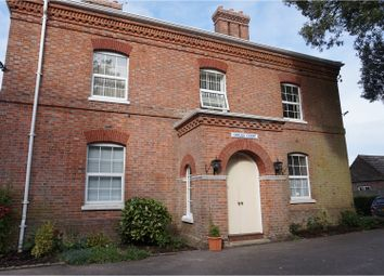Thumbnail 2 bed flat for sale in High Street, Hartfield