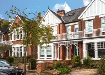 Thumbnail 5 bed semi-detached house for sale in Leyborne Park, Kew, Surrey