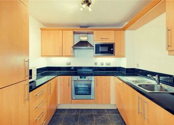 Thumbnail 1 bed flat to rent in Cassilis Road, Canary Wharf E14, London