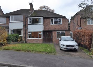 Thumbnail 3 bed semi-detached house for sale in Wychall Park Grove, Kings Norton, Birmingham