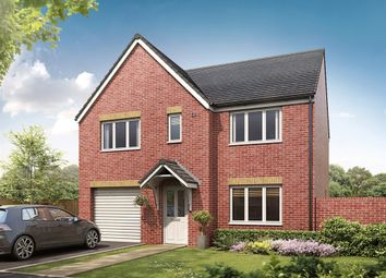 "Thumbnail 4 bed detached house for sale in ""The Winster"" at Lavender Way, Easingwold, York"