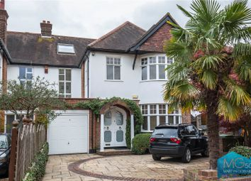 Thumbnail 5 bed semi-detached house for sale in Bancroft Avenue, East Finchley, London