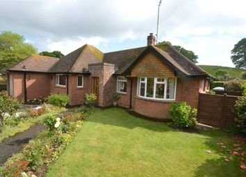 Thumbnail 2 bed detached bungalow for sale in Manor Close, Sidmouth, Devon