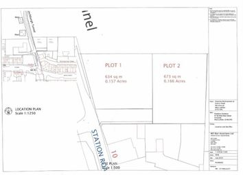Thumbnail Land for sale in Station Road, Winchburgh, Broxburn
