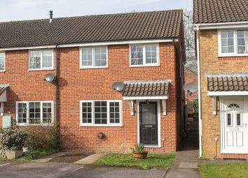 Thumbnail 2 bed end terrace house for sale in Durley Crescent, Totton, Southampton