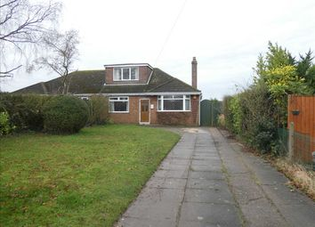 Thumbnail 4 bed semi-detached bungalow for sale in Emfield Grove, Scartho, Grimsby