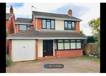 Thumbnail 4 bed detached house to rent in Thornfield Crescent, Burntwood