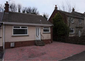 Thumbnail 1 bed bungalow for sale in Chestnut Avenue, Beith