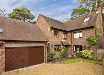 Thumbnail 5 bed detached house to rent in Walpole Park, Weybridge