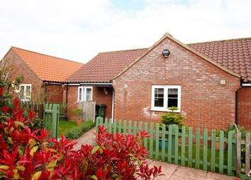 Thumbnail 2 bed terraced bungalow for sale in Magnolia Mews, Swanton Morley, Dereham