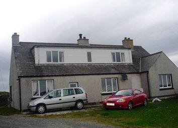 Thumbnail 4 bed detached house for sale in Kirkibost, Bernera
