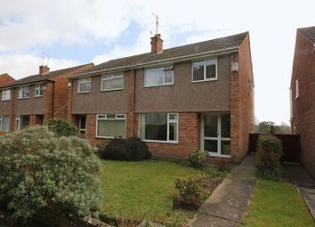 Thumbnail 3 bedroom semi-detached house for sale in Audlem Avenue, Prenton, Wirral
