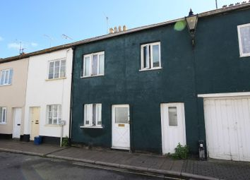 Thumbnail 2 bed terraced house for sale in Castle Street, Tiverton