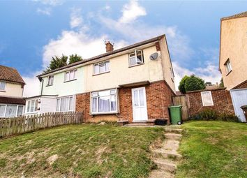 Thumbnail 3 bed semi-detached house for sale in Chambers Crescent, St Leonards-On-Sea, East Sussex