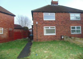 Thumbnail 2 bed semi-detached house to rent in Hopper Terrace, Shotton Colliery, Durham