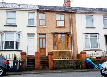 Thumbnail 3 bed terraced house for sale in Leigh Terrace, Quakers Yard