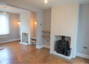 2 bed terraced house to rent in Seabrook Road, Hythe CT21