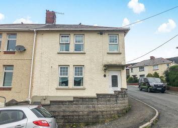 Thumbnail 3 bed semi-detached house for sale in Brynbryddan, Cwmavon, Port Talbot, Neath Port Talbot.
