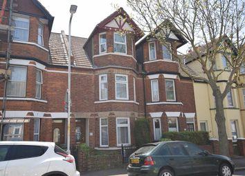 Thumbnail 4 bedroom terraced house for sale in Warren Road, Folkestone