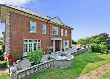 Thumbnail 4 bed link-detached house for sale in Stede Hill, Harrietsham, Maidstone, Kent