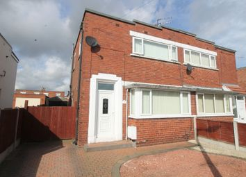 Thumbnail 3 bed semi-detached house for sale in Norman Crescent, Scawsby, Doncaster