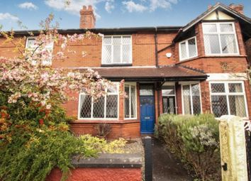Thumbnail 2 bed terraced house to rent in School Lane, Didsbury, Manchester