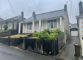 Thumbnail 3 bed detached bungalow for sale in Wellington Road, St Dennis, St Austell