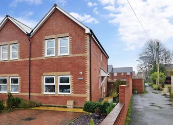 Thumbnail 2 bed semi-detached house for sale in Queens Road, Freshwater, Isle Of Wight
