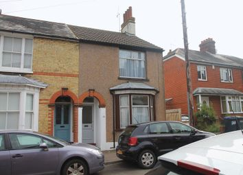 Thumbnail 4 bed terraced house for sale in Guildford Road, Canterbury