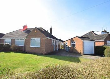 Thumbnail 2 bed semi-detached bungalow for sale in Ridgewood Drive, Heswall, Wirral