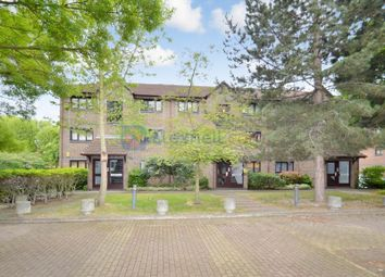 Thumbnail 1 bed flat for sale in Transom Square, London