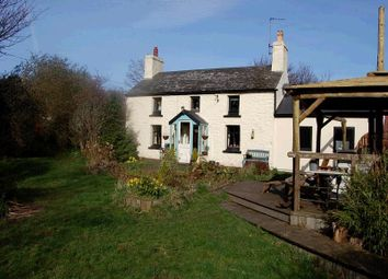 Thumbnail 4 bed detached house for sale in Leodest Road, Andreas, Isle Of Man