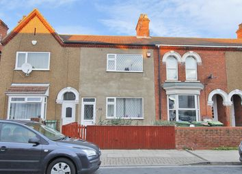 Thumbnail 4 bed semi-detached bungalow for sale in Wellington Street, Grimsby