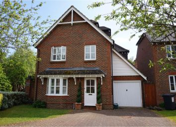 Thumbnail 5 bed detached house for sale in Goldings Close, West Malling