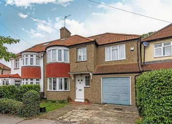 Thumbnail 4 bed semi-detached house for sale in St. Oswald's Road, London