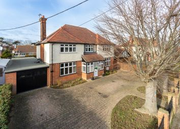 Thumbnail 5 bed detached house for sale in Croutel Road, Felixstowe