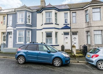 Thumbnail 6 bed terraced house for sale in Wolseley Road, St Budeaux, Plymouth