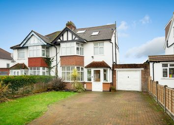 Thumbnail 4 bed semi-detached house for sale in Kenton Lane, Harrow