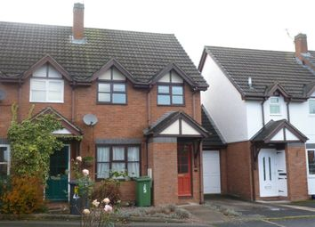 Thumbnail 2 bed property to rent in The Paddocks, Cross Lanes, Wrexham