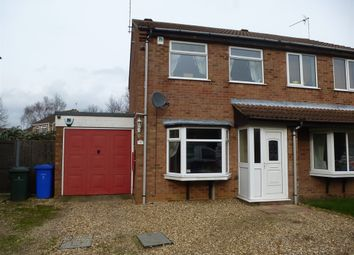 Thumbnail 2 bed semi-detached house for sale in Larkspur Croft, Boston