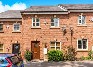 Thumbnail 4 bed terraced house to rent in The Green, Donington Le Heath, Coalville