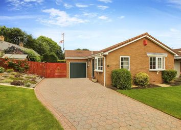 Thumbnail 2 bed detached bungalow for sale in Rushbury Court, Backworth, Tyne And Wear