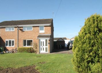 Thumbnail 3 bed semi-detached house to rent in Glebeland Drive, Bredon, Tewkesbury