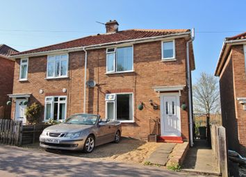 Thumbnail 3 bed semi-detached house for sale in Gertrude Road, Norwich