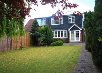Thumbnail 3 bed semi-detached house for sale in Arterial Road, Eastwood, Leigh-On-Sea