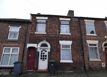 Thumbnail 3 bed terraced house for sale in Mount Street, Northwood, Stoke-On-Trent