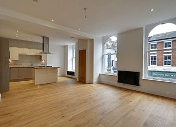 Thumbnail 2 bed flat for sale in George Street, Hull