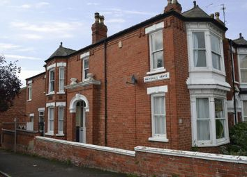 Thumbnail 3 bed end terrace house for sale in West Parade, Lincoln